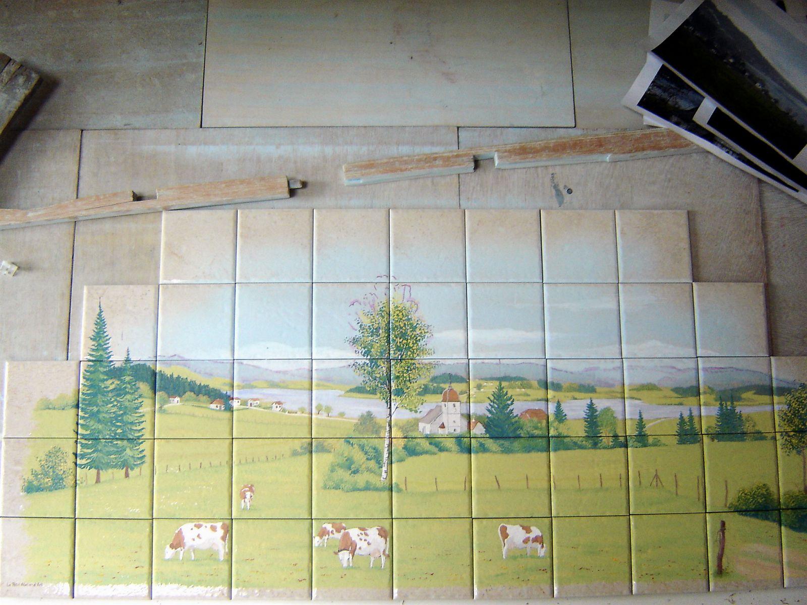 Exemple de conception cr ation d 39 un d cor c ramique for Decoration maison 75020